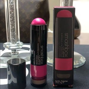 Smashbox L.A. Lights Lipstick, Fairfax Fuschia